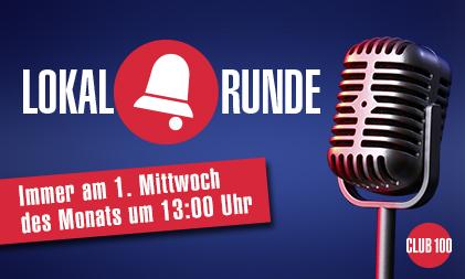 Die Radio Club 100 LOKALRUNDE bei Radio Hannover
